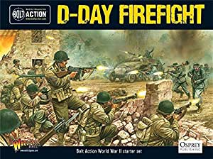 Bolt Action D Day Firefight Starter Warlord Games