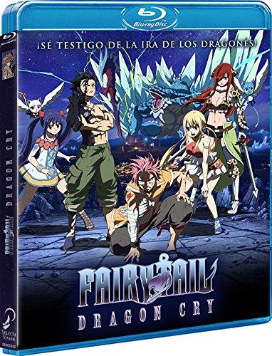 Fairy Tail Dragon Cry Blu-Ray [Blu-ray]