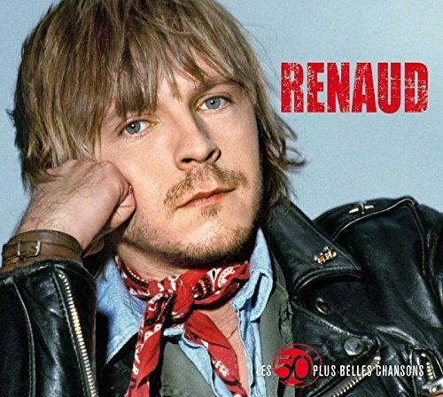 50 Plus Belles Chansons by Renaud
