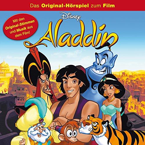 Aladdin (Das Original-Hörspiel zum Film)