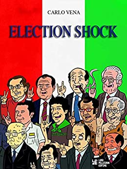 Election Shock di [Vena, Carlo]