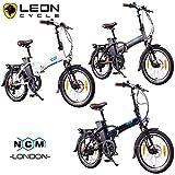 NCM London 20 Zoll Elektrofahrrad