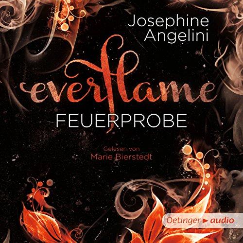Buchseite und Rezensionen zu 'Feuerprobe (Everflame 1)' von Josephine Angelini