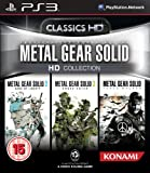 Metal Gear Solid HD - Collection (PS3)