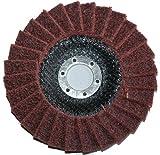 Schleifteller Vliesmopteller Schleifmop Schleifvlies 115 mm 22,23mm loch