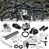 Sange 50 CC 2 Cycle Hub à Essence Moteur à gaz Kit motorisé Moto Bike Kit pour Moto 26 ' and 28 Bicycle VTT Cruiser Chopper