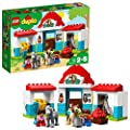 LEGO DUPLO - Le poney-club de la ferme - 10868 - Jeu de Construction