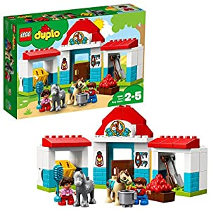 LEGO Duplo - la Stalla dei Pony, 10868 LEGO DUPLO LEGO