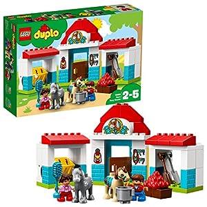 LEGO DUPLO Town - Establo de los Ponis (10868)