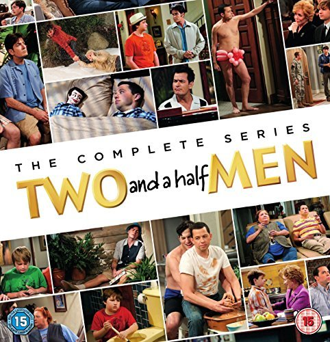 Preisvergleich Produktbild Two and a Half Men (Complete Series) - 41-DVD Box Set ( ) [ UK Import ]