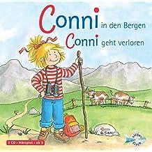 Conni in den Bergen / Conni geht verloren: 1 CD (Meine Freundin Conni - ab 3)