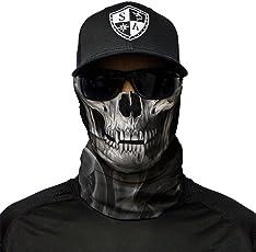 SA Fishing Company Face Shield Sturmhaube Bandana Gesichtsmaske Halstuch Ski Motorrad Paintball Halloween Maske