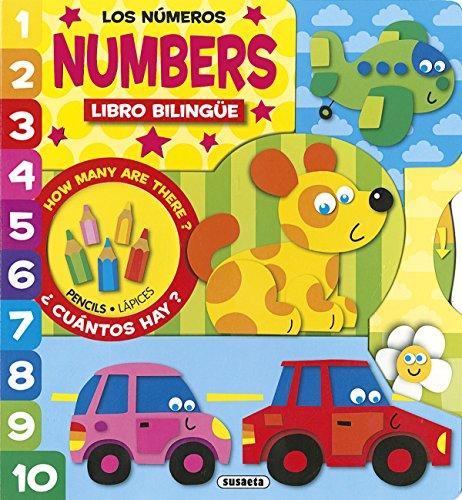 Numbers (los números) (Ruleta bilingüe)