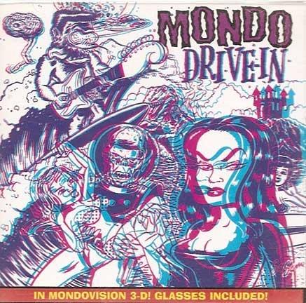 Mondo Drive-in by Satan's Pilgrims (2000-01-30) - Tiki-trio
