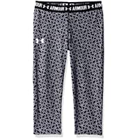 Under Armour Mädchen Fitness Hose Printed Capri Shorts