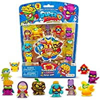 Superzings - Blíster 10 Figuras Serie 2 (MagicBox PSZ2B016IN00)