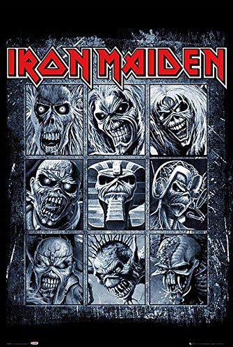 Póster Iron Maiden