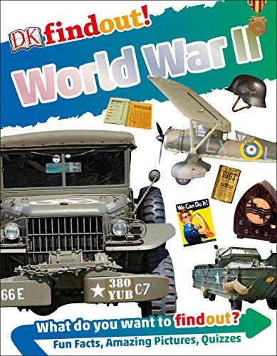 DK Findout! World War II por Brian Williams
