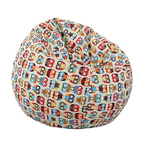 Baoblaze Bolsa de Almacenmiento Cubierta de Frijoles Almacenaje de Ropa de Armario - Loro