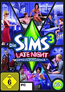 Die Sims 3: Late Night Erweiterungspack [PC/Mac Online Code]