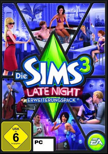 Die Sims 3 Late Night Erweiterungspack