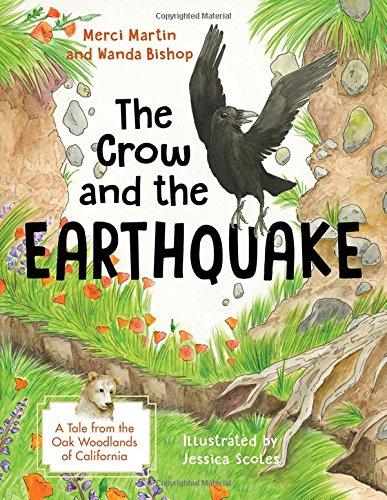 Serie Cupola (CROW & THE EARTHQUAKE (California Tales That Teach))