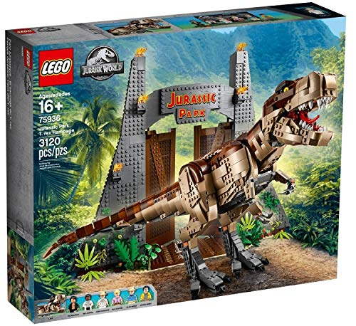 LEGO Jurassic World 75936 Confidential Multicolore