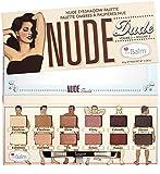 theBalm Lidschatten-Palette Nude Dude Palette