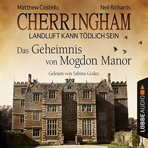 Buchseite und Rezensionen zu 'Das Geheimnis von Mogdon Manor' von Matthew Costello