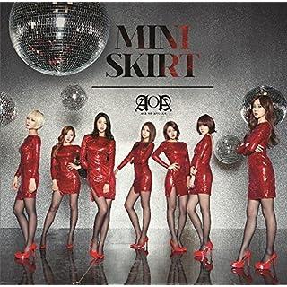 MINI SKIRT TYPE-A(+DVD) by Aoa