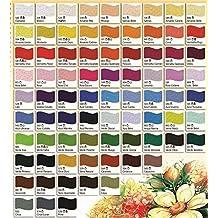 Acrilex Pintura Textil al Agua Rojo Quemado 37 ML Ref. 588