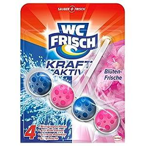 WC Frisch Kraft-Aktiv Duftspüler (10 x 1 Stück)