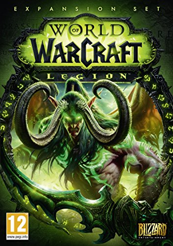 World of Warcraft: Legion (PC DVD/Mac) (New)