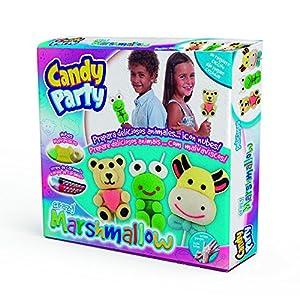 Candy Party Marshmallow Surtido de Actividades, (Toys Partner 27107)