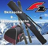 F2 Ski Taschen Kombi - Skitasche 1 Paar