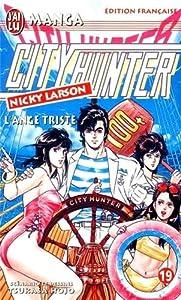 City Hunter - Nicky Larson Edition simple Tome 19