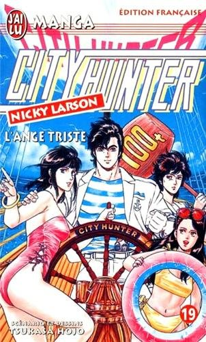 City Hunter (Nicky Larson), tome 19 : L'Ange triste
