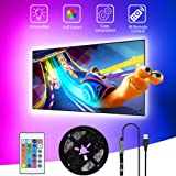 LED TV-achtergrondverlichting,SHOPLED 3M USB Led Strip TV-verlichting,Led Backlight IR remote,SMD 5050 biasverlichting TV Led