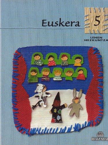 Euskera -LMH 5- (BIZ): Kometa Ibiltaria Proiektua