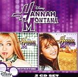 2 For 1 : Hannah Montana / Hannah Montana / The Movie (2 CD)