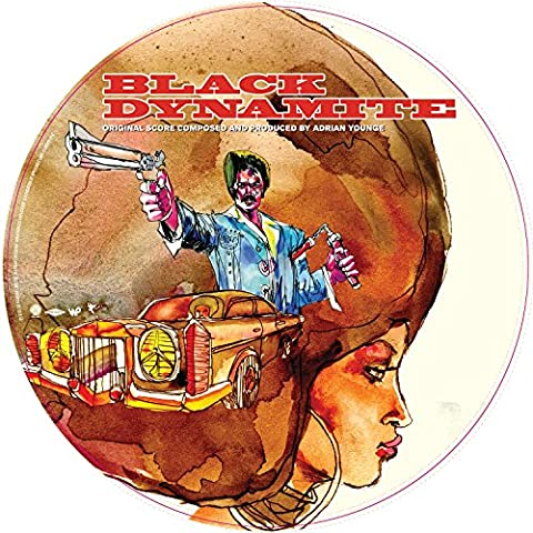 Black Dynamite (Picture Disc)