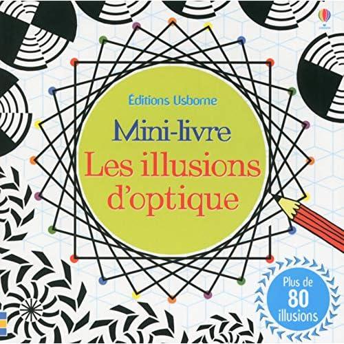 Les illusions d'optique - Mini-livre