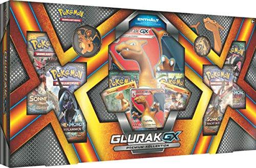 Pokemon - 1x Glurak-GX Premium Kollektion - Deutsch (Glurak Karte Pokemon)