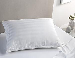 La Verve Recron Microfiber Soft Bed/Sleeping Pillow Pack of 1