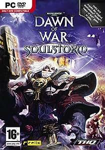 Warhammer 40.000 : dawn of war - extension : soulstorm
