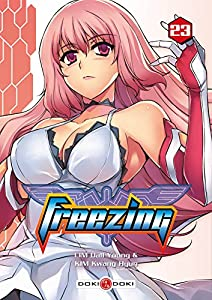 Freezing Edition simple Tome 23