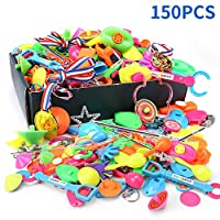 Amy&Benton Lucky Dip Toy Prizes, Bulk Birthday Party Bag Fillers Gifts,Loot Bag, Game Prizes, Classroom Giveaways & Rewards for Boys Girls Gift Bag Fillers
