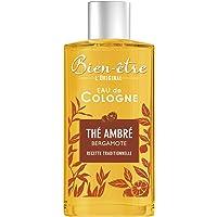 Bien-Etre Eau de Cologne L'original thé ambré bergamote - Le flacon de 250 ml