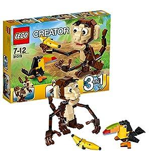LEGO Creator 31019 - Animali della Giungla LEGO
