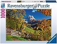 Puzzle Jesien w górach 1000